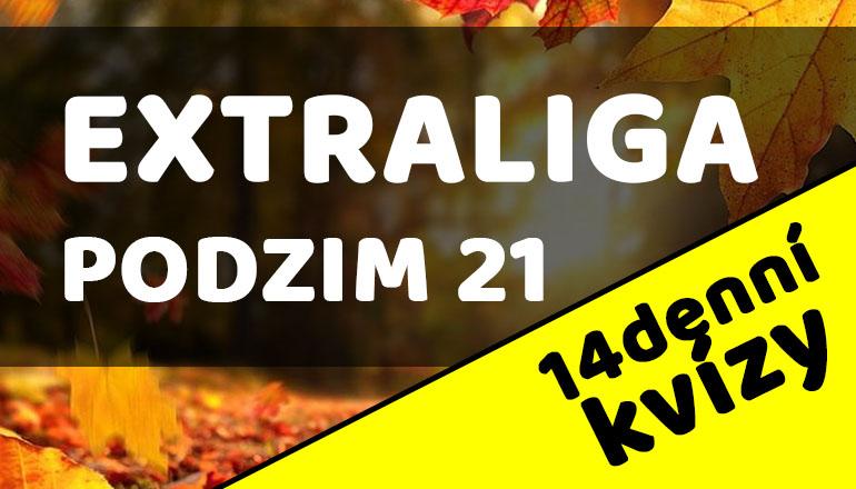 Extraliga Podzim 21 - dvoutýdeňáky